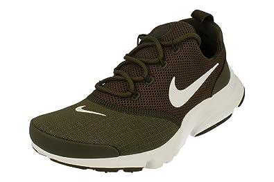 4a85b4984a Amazon.com   Nike Presto Fly BG SE Childrens Trainers AJ1012 Sneakers Shoes  (UK 3.5 us 4Y EU 36, Cargo Khaki White 302)   Fashion Sneakers