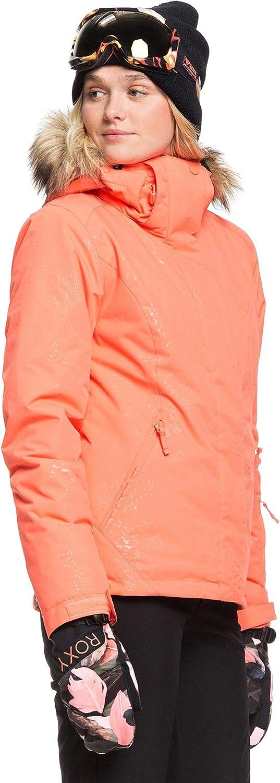 Roxy Jet Solid-Veste de Ski//Snowboard pour Femme