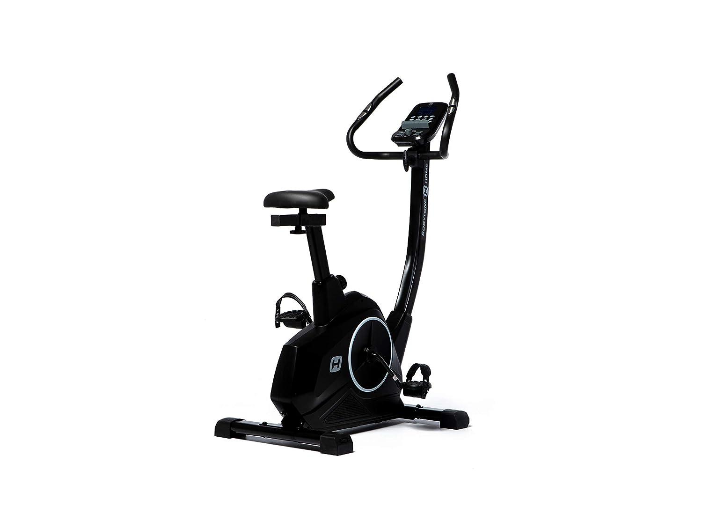 Peso M/áximo Usuario 110 KG. Bicicleta Est/ática para Tus sesiones Fitness en casa Pantalla Led con Soporte Tablet y puls/ómetro BT BODYTONE DU-20