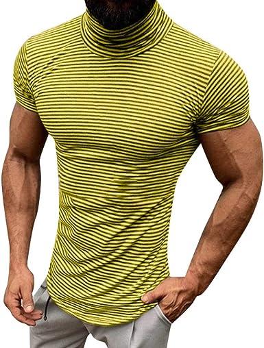 Berimaterry Camiseta Interior Hombre con Hilos técnicos Deportivos ...