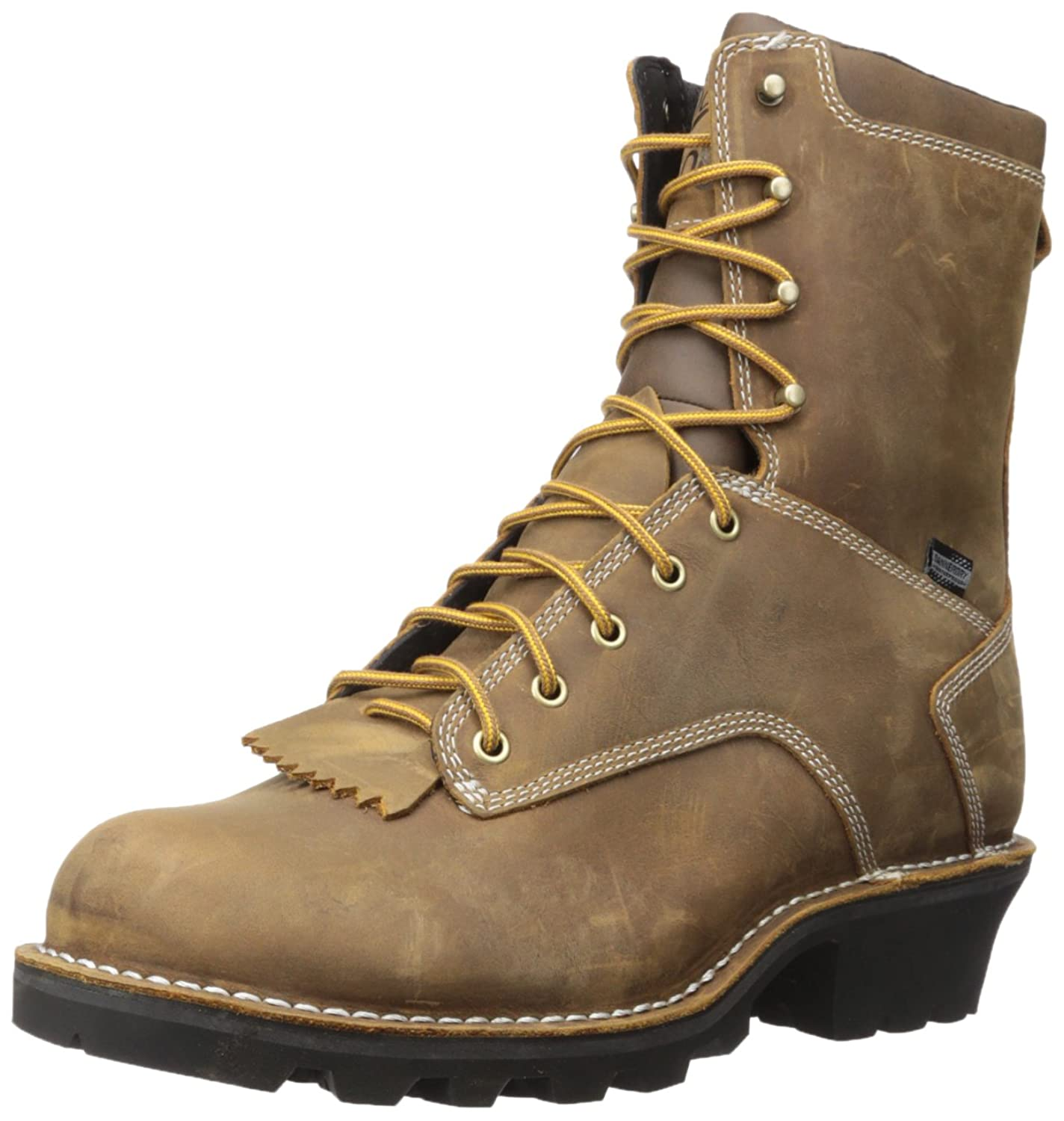 "Danner Men's Logger 8"" 400G Work Boot"
