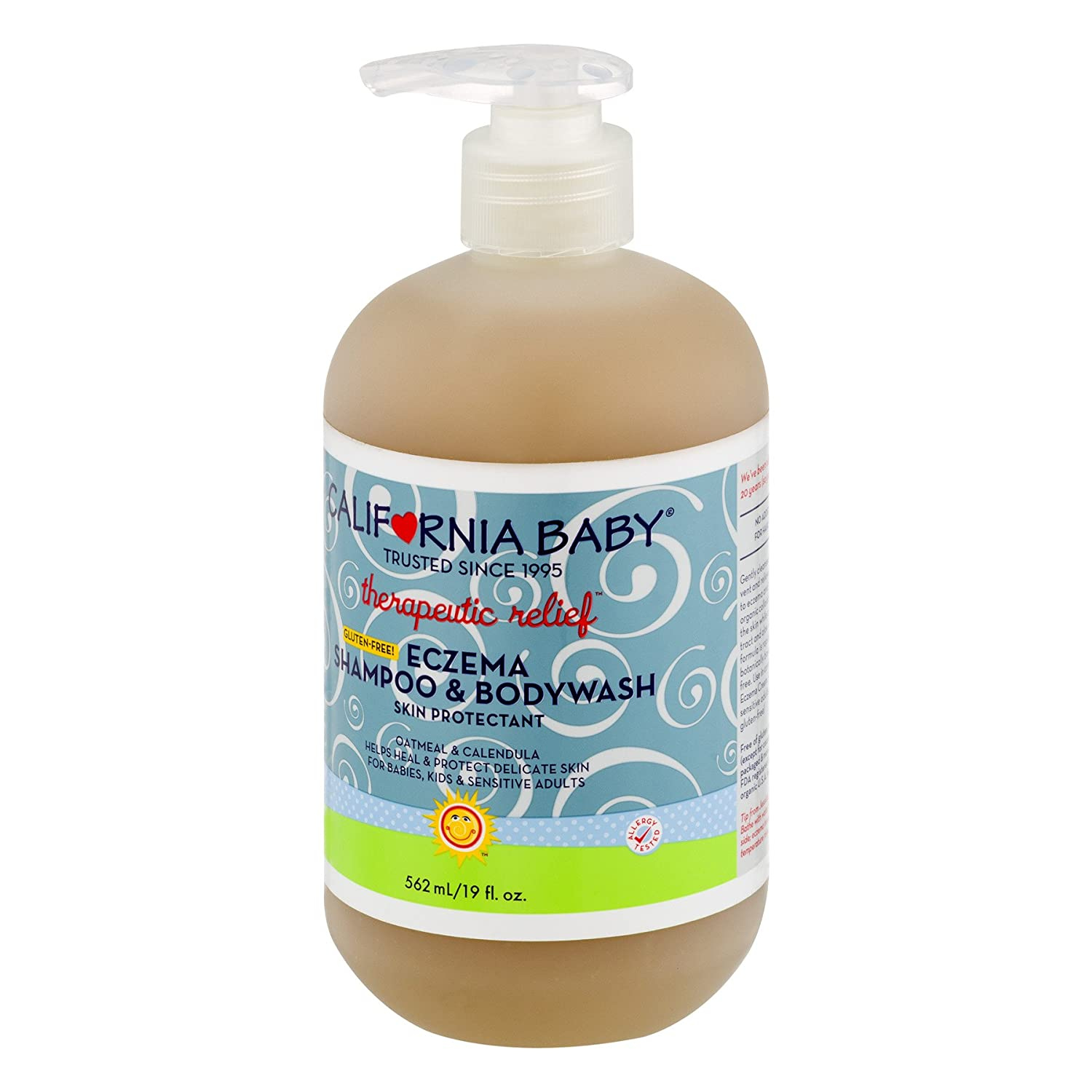 Top 5 Best Baby Shampoos For Eczema 2021 Review Baby Schooling
