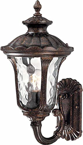 Volume Lighting V8462-72 Outdoor Decorative, Vintage Bronze Finish