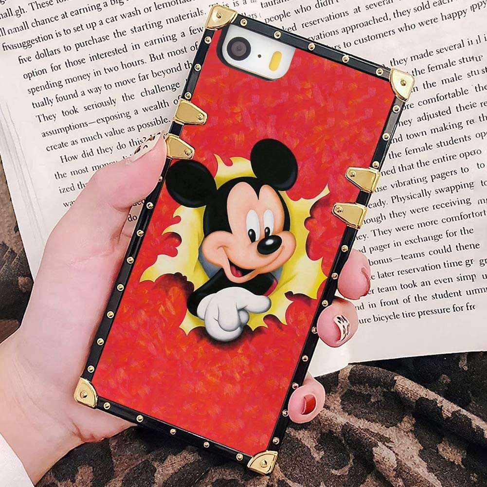 Amazon Com Disney Collection Luxury Case For Iphone 5 Iphone 5s