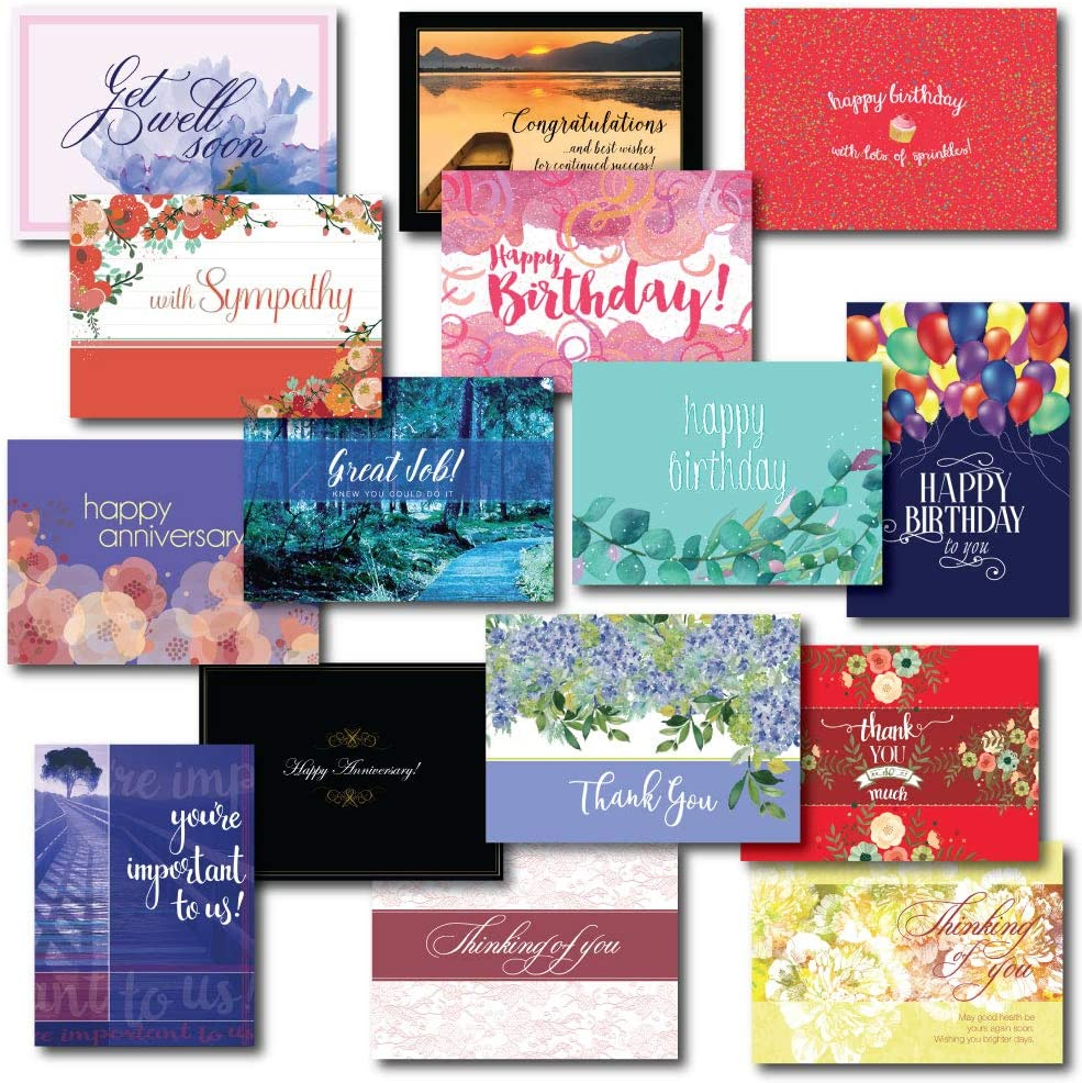 Outdoors 5X7  All Occasion Card