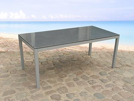 Granito tavolo da giardino - Mobili da giardino - granito ...