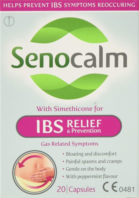 Senocalm IBS Relief Prevention 20
