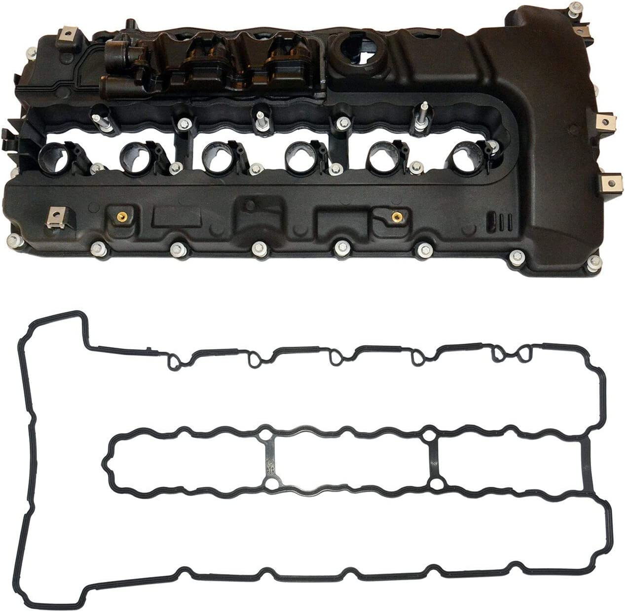 Engine Valve Cover for BMW 135I 335I 535I Z4 X6 11127565284//11 12 7 565 284