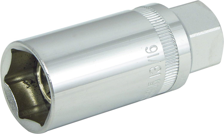 Kastar 529 3//8 Drive Magnetic Spark Plug Socket 13//16