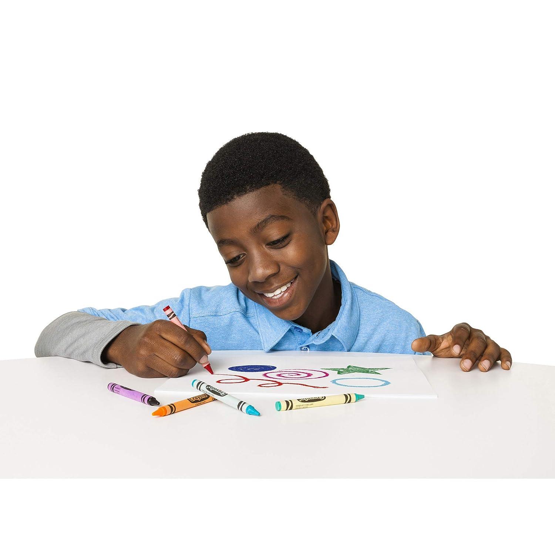 Reg Size Crayola BIN528019 Crayon Classpack 64 Colors Pack of 832