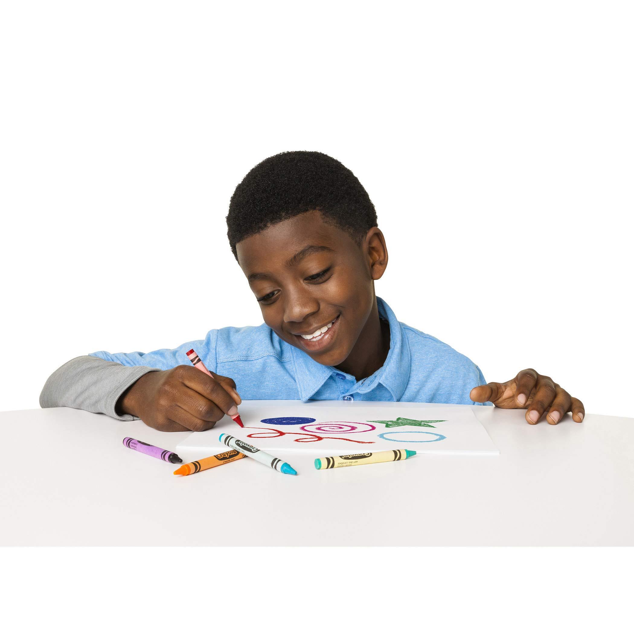 Crayola BIN528019 Crayon Classpack, Reg Size, 64 Colors, Pack of 832 by Crayola (Image #3)