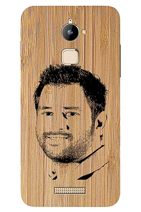 best cheap 82468 d10ba AMAN Ms Dhoni 3D Back Cover for Coolpad Note 3 Lite: Amazon.in ...