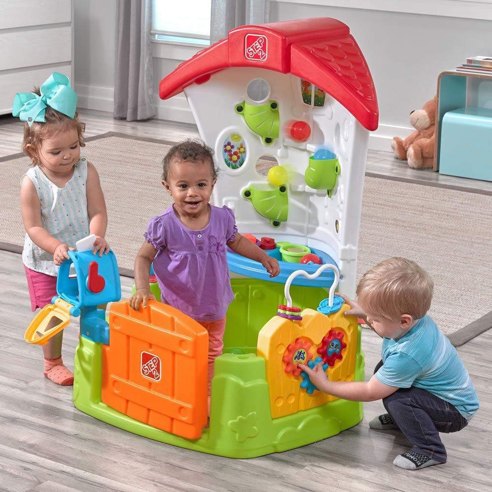 Step2 Toddler Corner House Corner Playhouse by Step2 (Image #2)