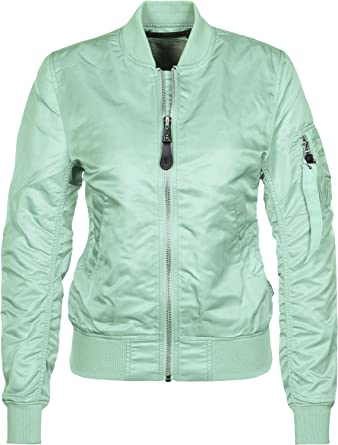 Alpha industries jacke damen amazon