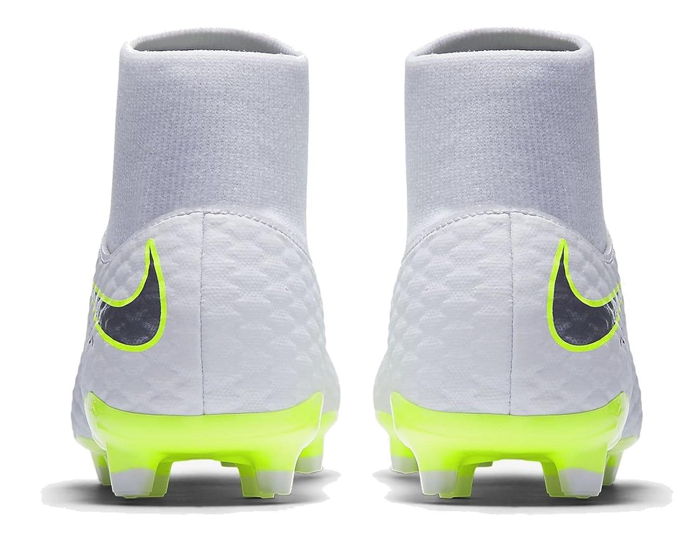 Nike Hypervenom Phantom 3 Academy Df Fg Jr (Indigo AH Fußballschuhe Mehrfarbig (Indigo Jr 001) 1ae41e