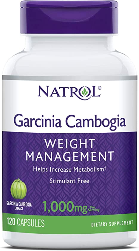 Amazon Com Natrol Super Citrimax Weight Loss Capsules Garcinia