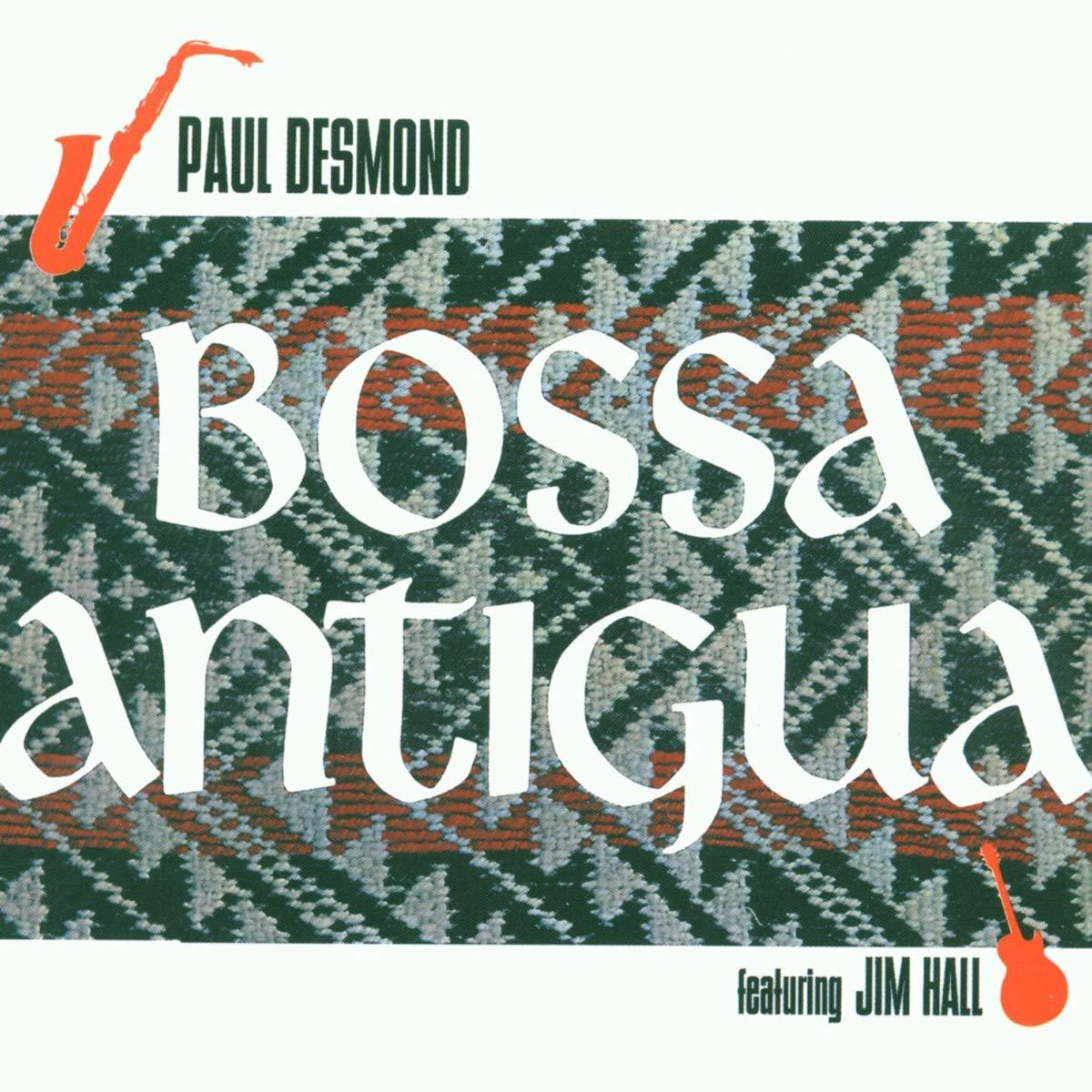 Bossa Antigua-Digipack