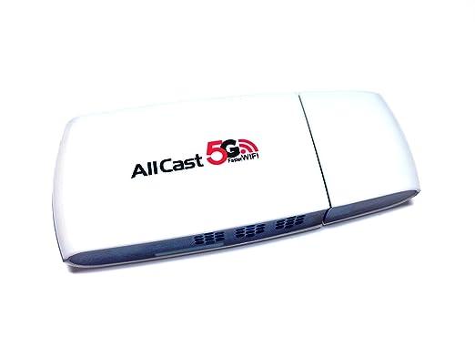 14 opinioni per AllCast 5G (M2-500)- Dual Band Wi-Fi 2.4/5G- Miracast, AirPlay, DLNA- Full HD