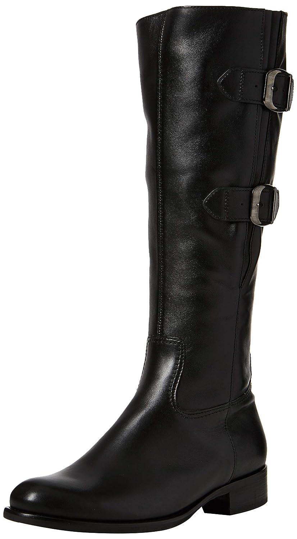 negro (negro 27) Gabor zapatos Gabor Fashion, botas Altas para mujer