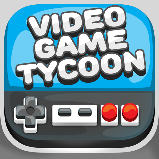 Video Game Tycoon - Idle Clicker & Tap Inc - Video Factory