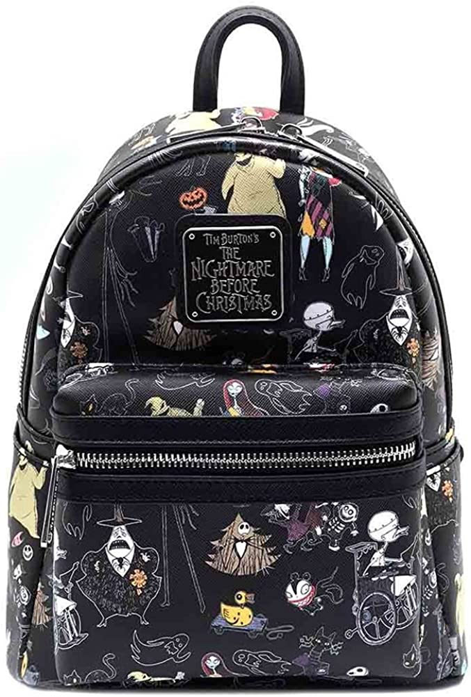 autumn shoes hot product beauty Amazon.com | Loungefly Nightmare Before Christmas All Character ...
