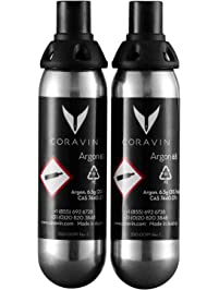 Coravin Wine Preservation System Capsules (Pack of 2)