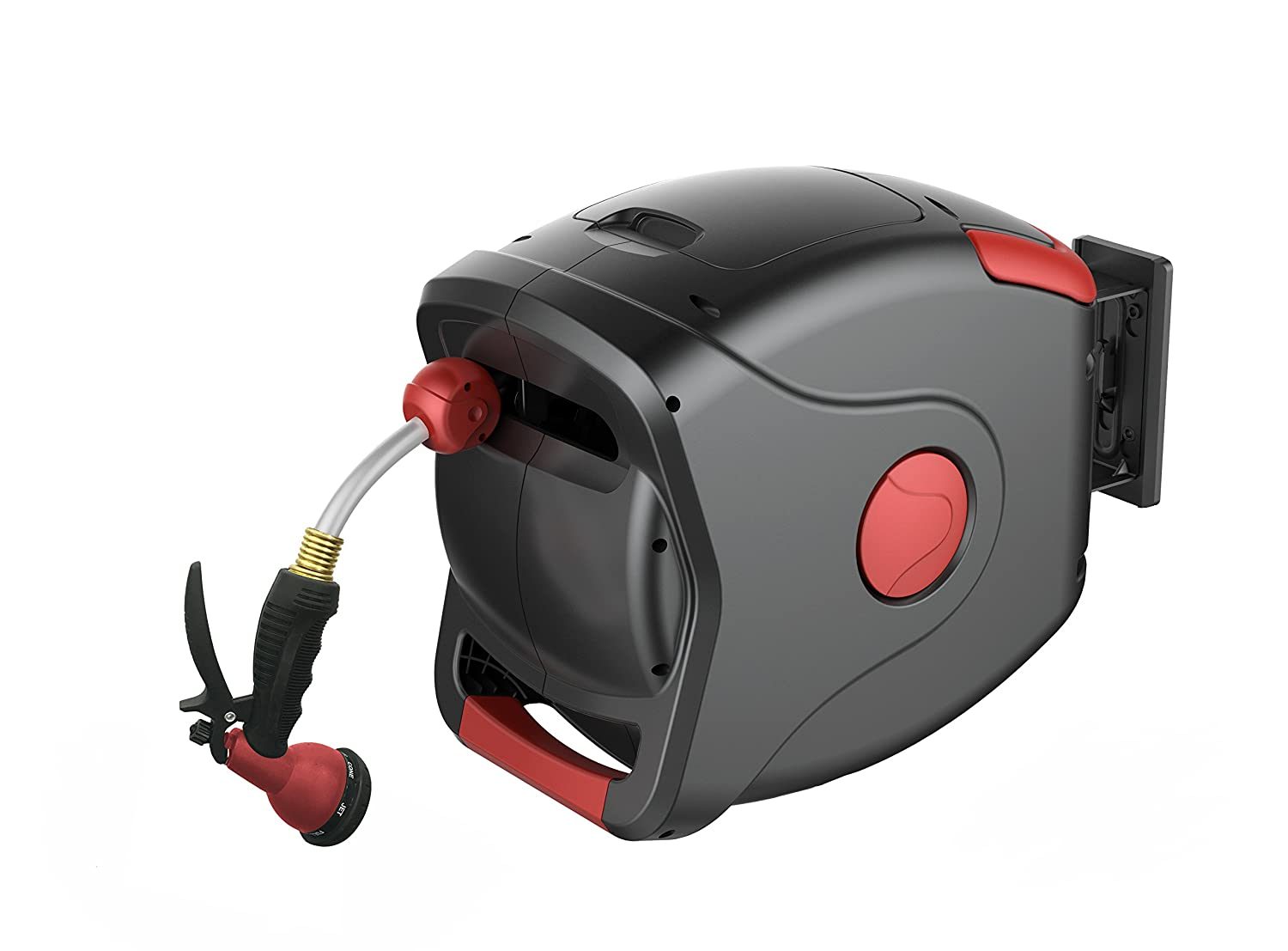 Buyers Guide And Reviews Of The Best Garden Hose Reel On The