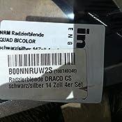 NRM Draco CS Tapacubos Universales, 14