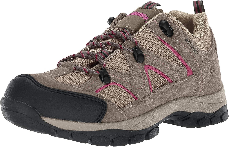 Northside Womens Snohomish Low Waterproof Hiking Shoe
