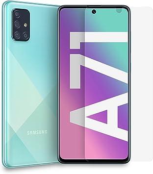 Samsung Galaxy A71 - Smartphone (Pantalla de 6,7 Pulgadas, 4 cámaras, 128 GB, RAM de 6 GB, batería de 4500 mAh, 4G, Android 10, Azul): Amazon.es: Electrónica
