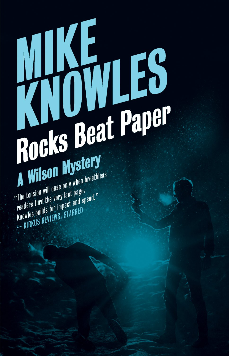 ROCKS BEAT PAPER (Wilson Mystery): Amazon.es: Knowles, Mike ...