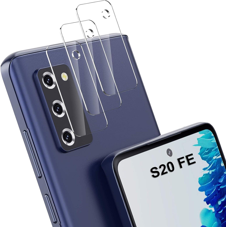 Protector de pantalla cámara para Samsung Galaxy S20 FE 5G--