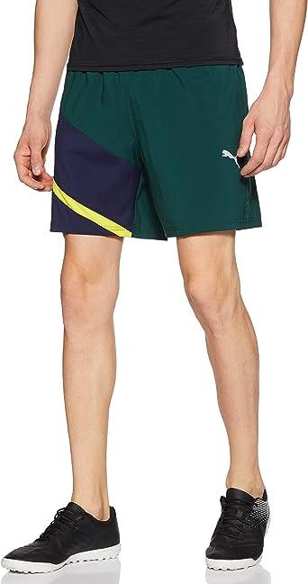 PUMA Ignite Blocked 7` Short - Pantalones Cortos Hombre: Amazon.es ...