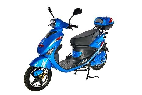 Amazon com : GIO Italia 500w Electric Scooter - Automatic Ebike