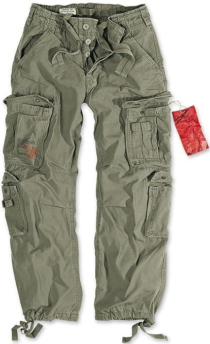 66 opinioni per Surplus- Airborne Vintage Trouser, Pantalone da uomo