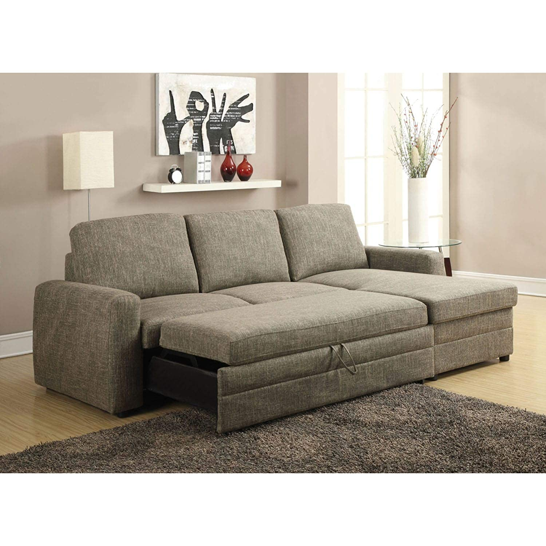 Pleasant Amazon Com Acme Furniture Derwyn Sectional Sofa Light Theyellowbook Wood Chair Design Ideas Theyellowbookinfo