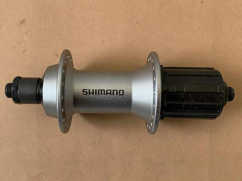 Nabe Shimano Alivio FH-T4000 - Buje Trasero para Bicicleta (36 ...