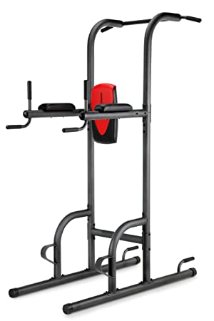 563fb1f0dc6 This piece of home exercise equipment allows the user to perform a number  of different exercises at varying stations around the tower for an  effective total ...