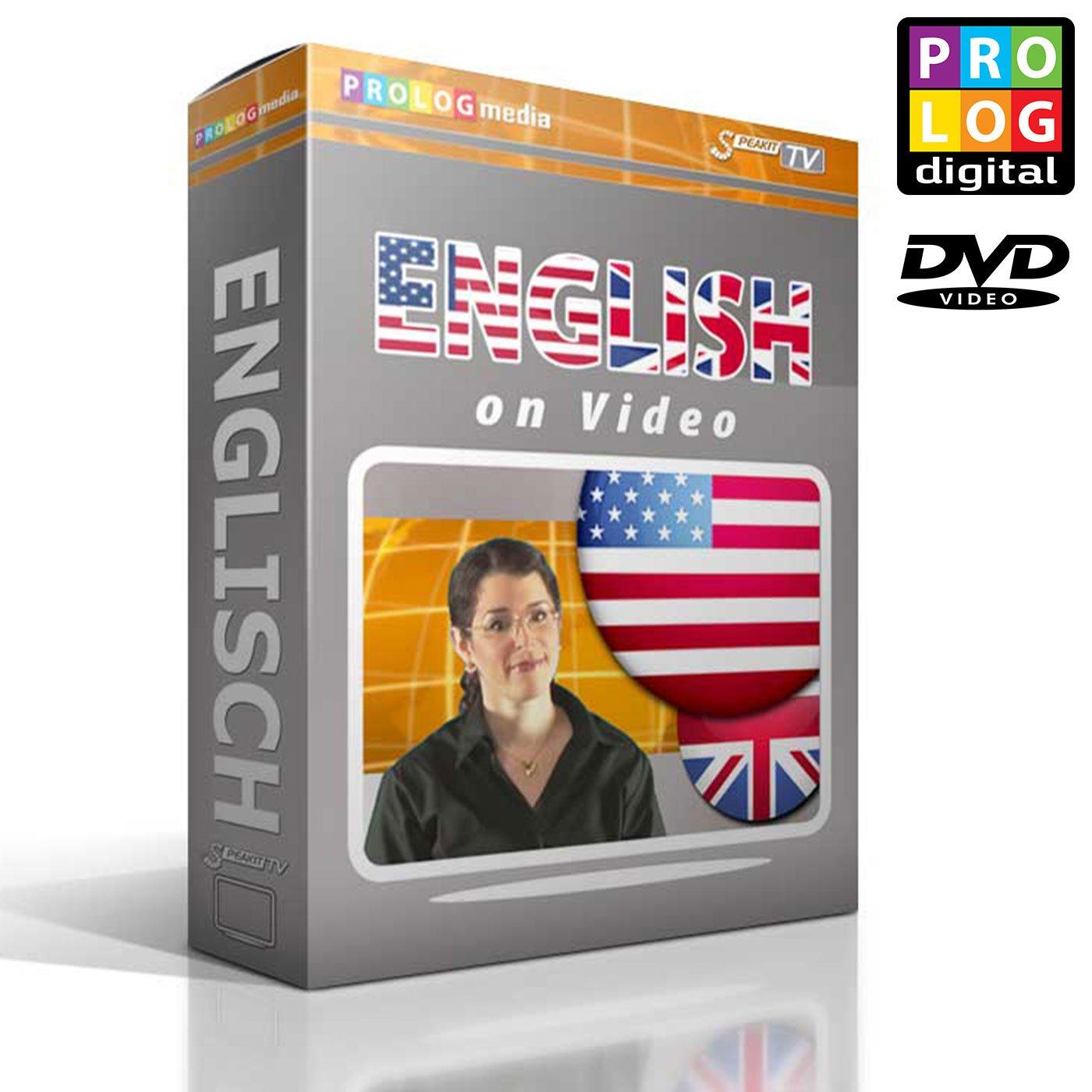 Englisch - auf Video! (DE52001)