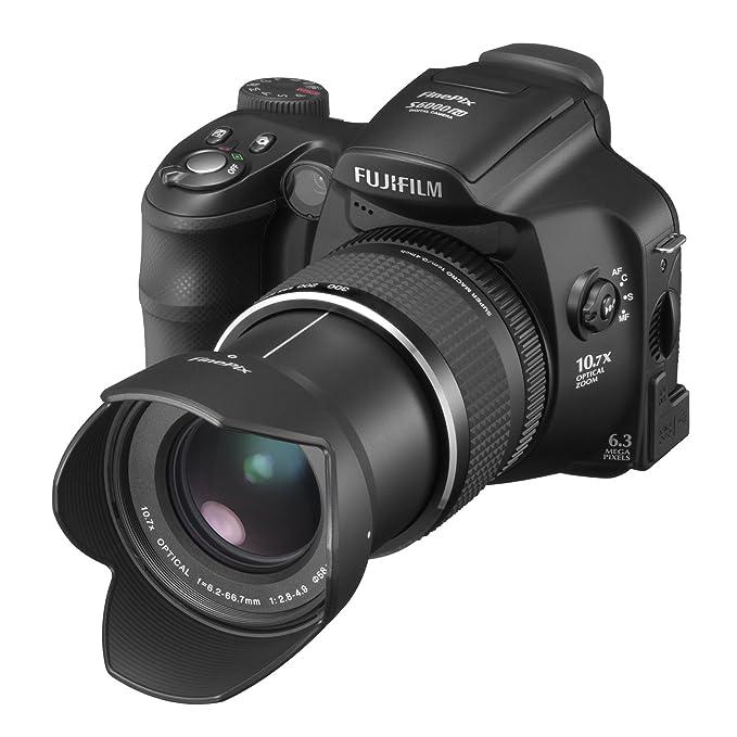 amazon com fujifilm finepix s6000fd 6 3mp digital camera with 10 7 rh amazon com Fujifilm Warranty Card Fujifilm Warranty Card