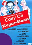 Carry On Regardless (DVD) Comedy (1963) 90 Minutes ~ Starring: Sid James, Kenneth Connor, Charles Hawtrey, Joan Sims ~ Directed By: Gerald Thomas