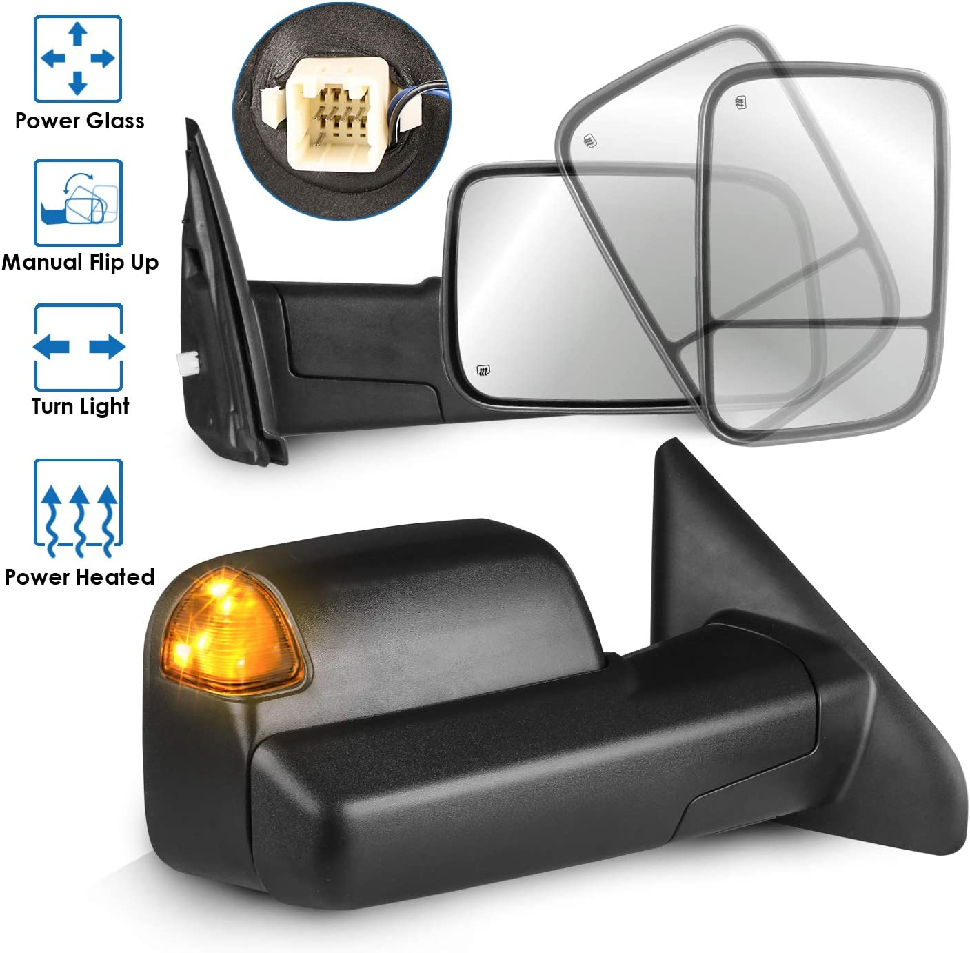 New Turn Signal Switch for Dodge Ram 1500 2002-2009