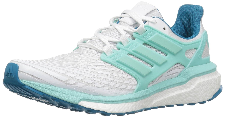 adidas BB3458 Energy Boost Women's Running Shoes B01N1JO0DG 6 B(M) US White/Energy Aqua/Mystery Petrol