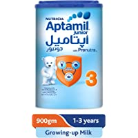 Aptamil Junior 3 Growing Up Milk, 900g