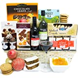 HOLIDAYS CHRISTMAS HAMPER - Traditional & Luxury Gourmet Food Gift Baskets for Christmas by Eden4hampers
