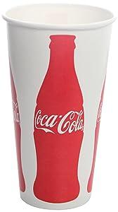 Karat C-KCP32(Coke) 32 oz Paper Cold Cup,