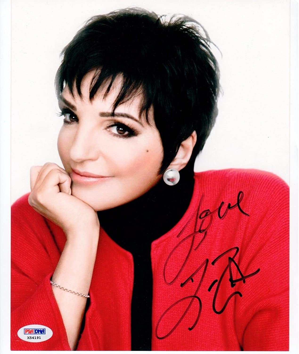 Watch Liza Minnelli video
