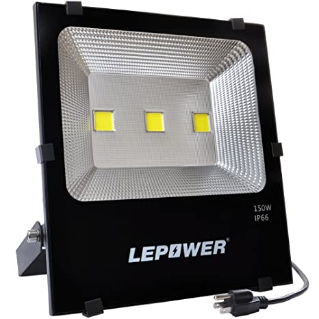 Lepower 150w new craft led flood lights super bright outdoor work lepower 150w new craft led flood lights super bright outdoor work lights 750w halogen aloadofball Image collections
