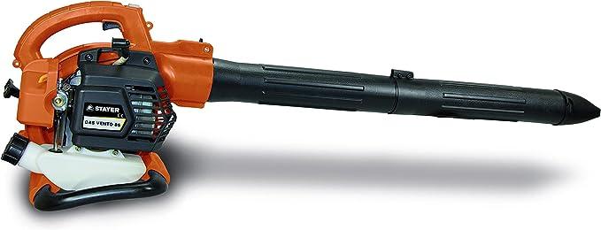 STAYER 1.1353 Aspirador, Soplador, Triturador profesional 0,65 Kw/HP. GAS VENTO 25: Amazon.es: Bricolaje y herramientas