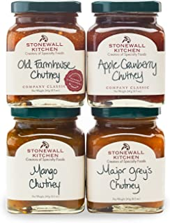 product image for Stonewall Kitchen Our Chutney Collection (4 pc Collection)